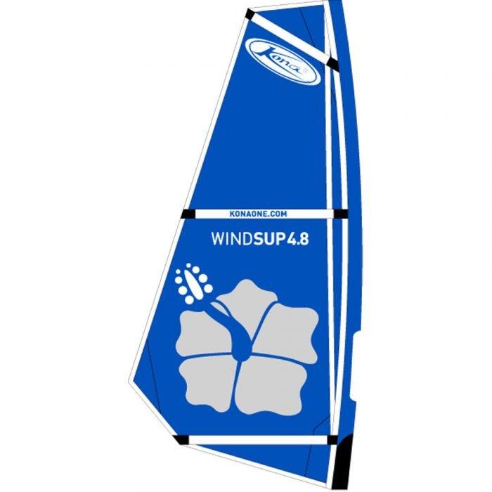 Kona WindSUP Rig