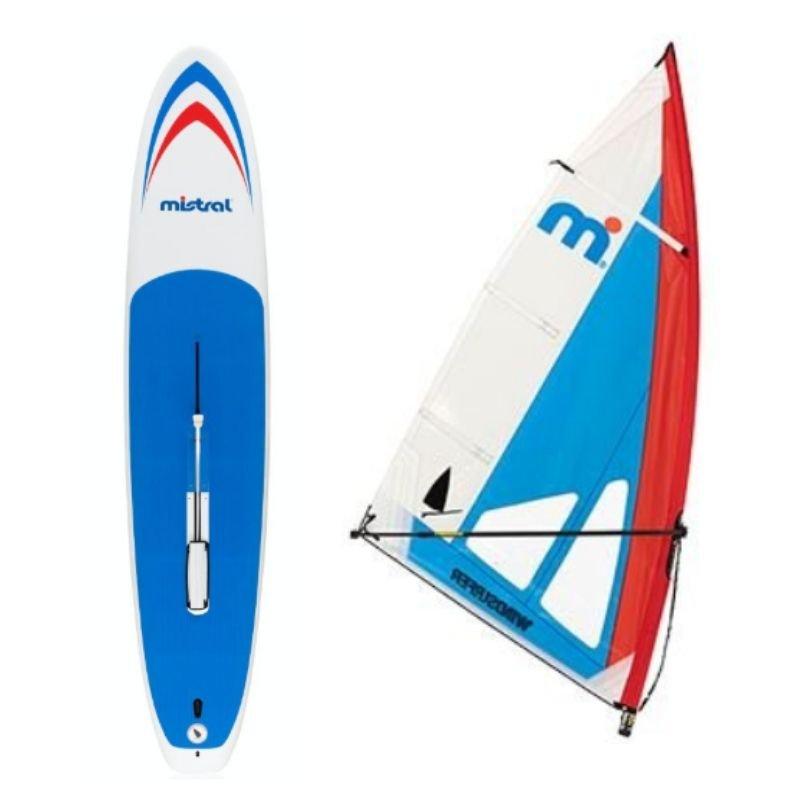 Mistral Windsurfer LT Race w/ Rig Package