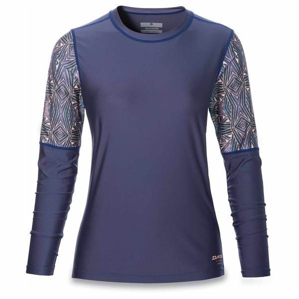 Dakine Women's Flow Loose Fit L/S Rashguard
