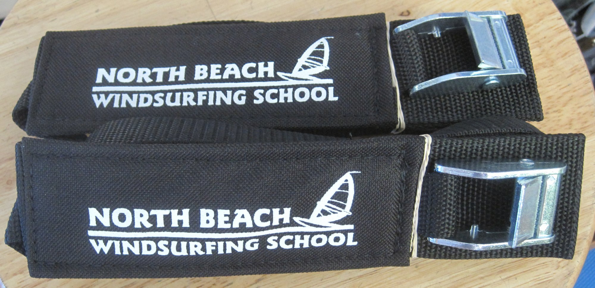 North Beach Rack Straps