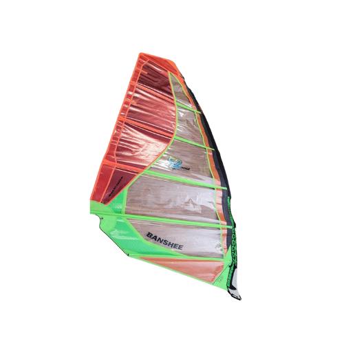 Used 2019 S2 Maui Banshee 7.6 Freerace Sail
