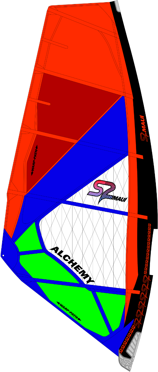 S2 Maui Alchemy Sail (2020)