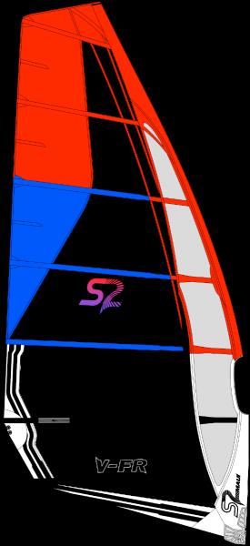 S2 Maui V-FR Venom-Foil Race Sail (2020)