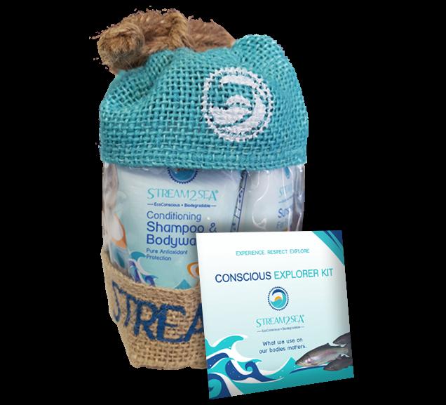 Stream2Sea Conscious Explorer Kit