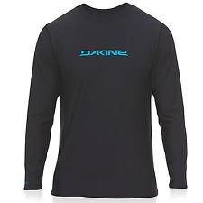 DaKine Men's Heavy Duty L/S (Loose Fit) Rashguard