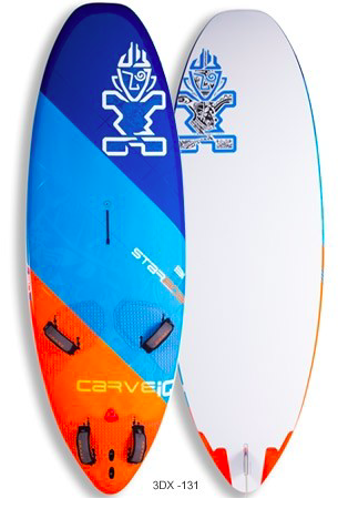 Starboard Carve IQ 3DX (2018)