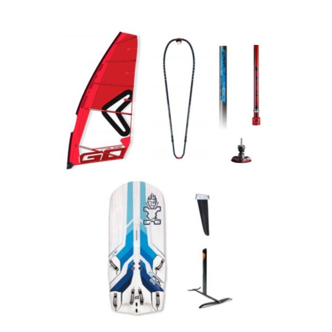 Starboard iQ Youth Package