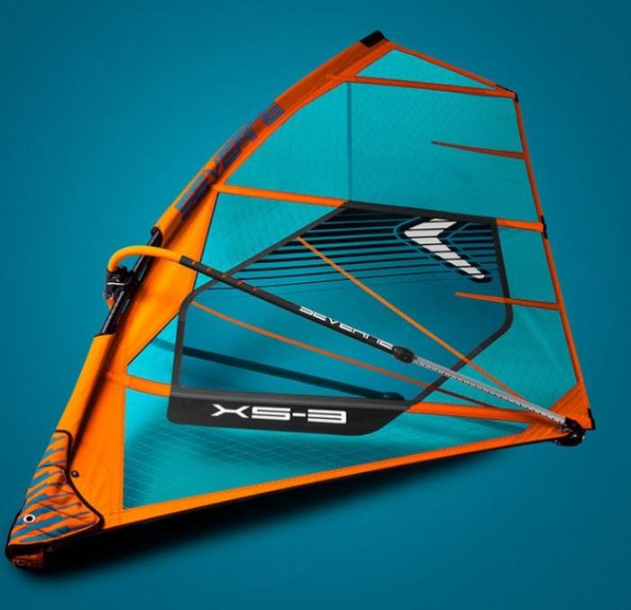 Severne XS-3 Windsurfing Rig