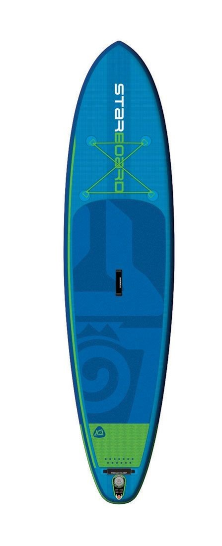 2018 Starboard 11'2 Blend Wind SUP Inflatable Zen