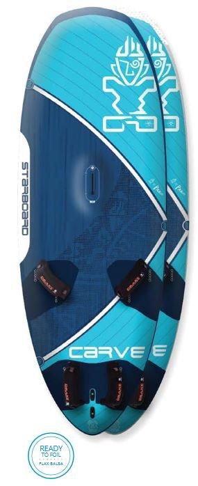 Starboard Carve E Flax Balsa (2020)
