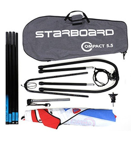 Starboard Waterman WindSUP Compact Rig
