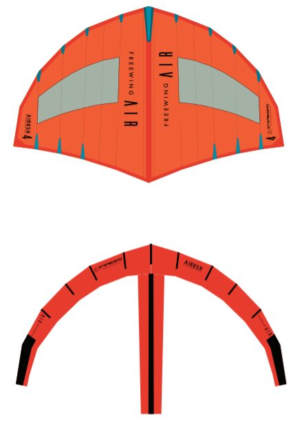 Starboard FreeWing Air Foil Wing (2021)