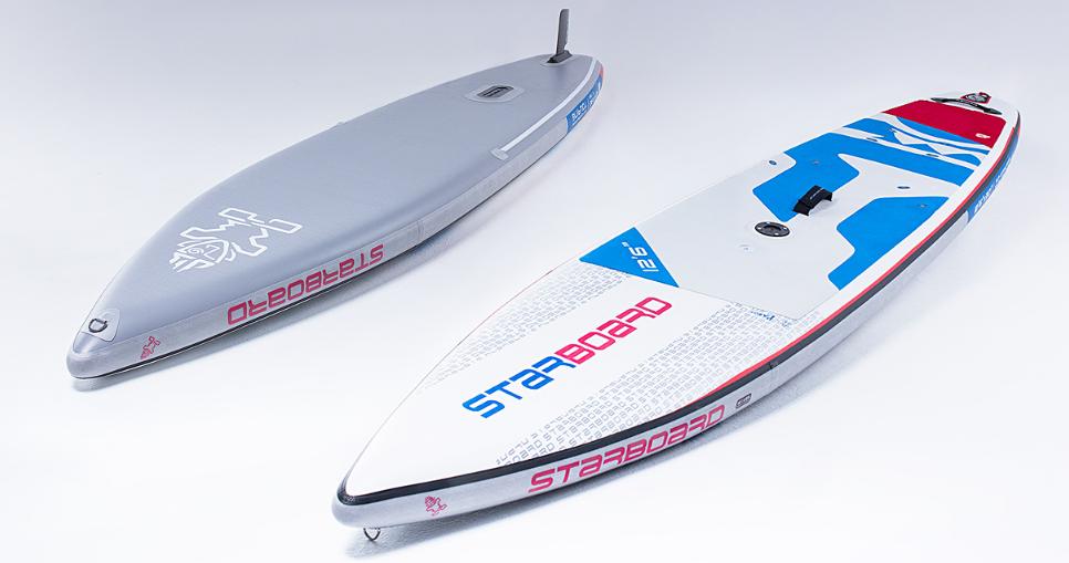 Starboard Inflatable 11'2 Blend Zen Windsup (2020)