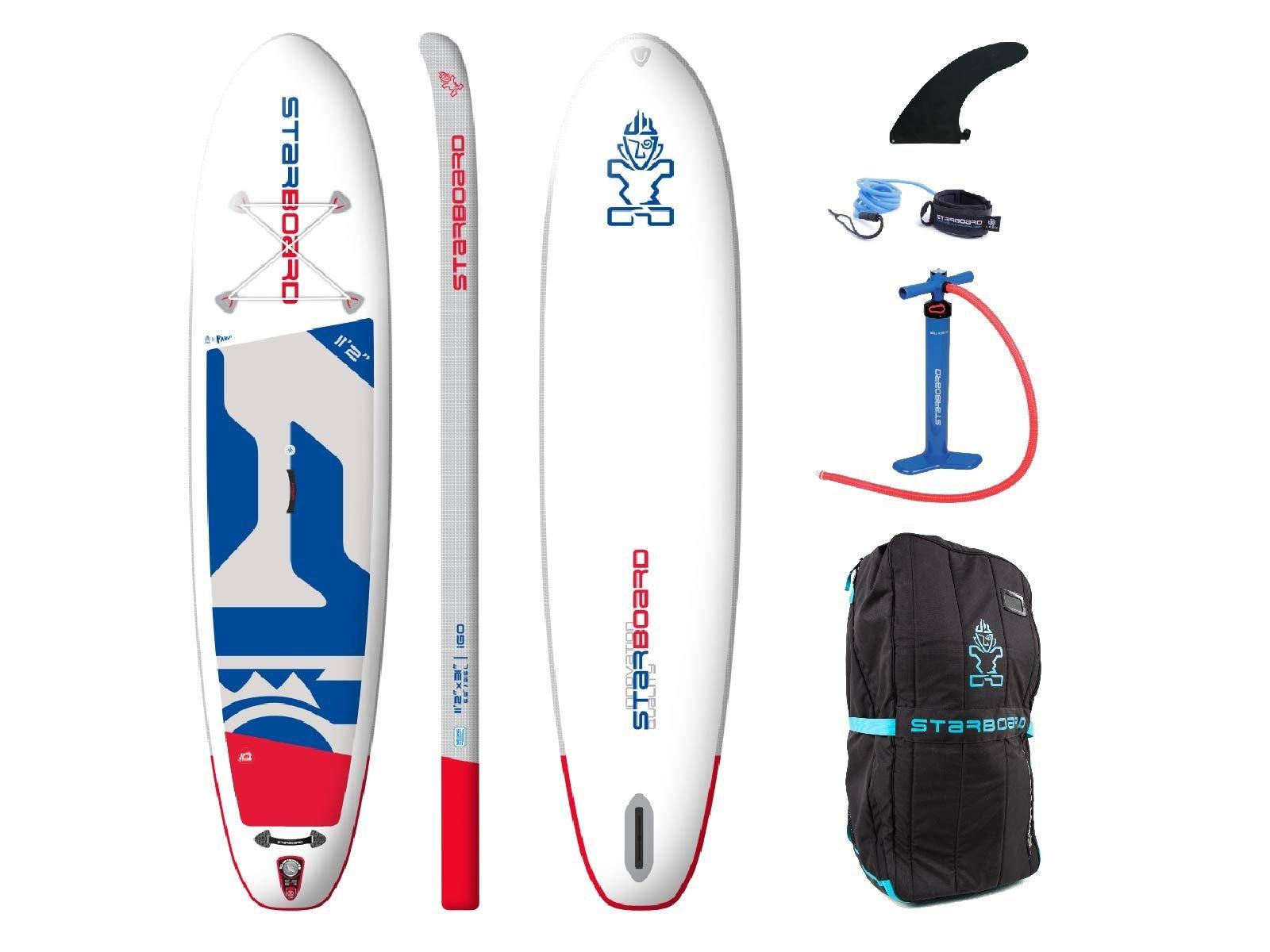 Starboard Inflatable IGo Zen