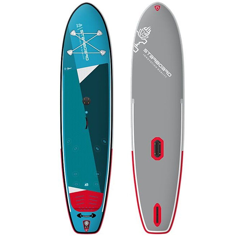 Starboard Inflatable SUP Windsurfing 11'2 iGO Zen SC (2021)