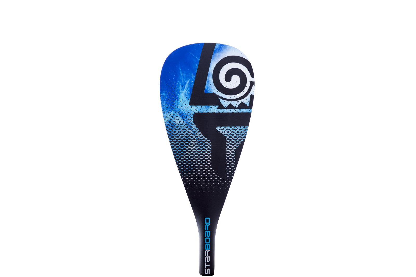 Starboard Enduro 2 Tiki Tech Hybrid Carbon Paddle (2018)