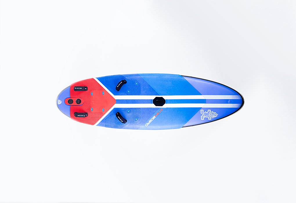 Starboard Inflatable Airplane (2019)