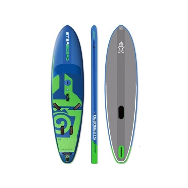 Starboard 11'2 Blend Wind SUP Inflatable Zen (2018)