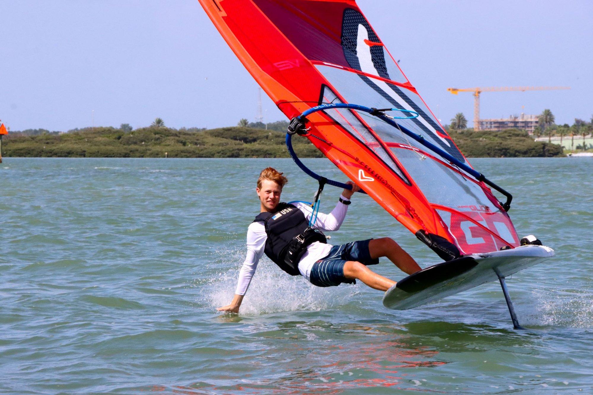 windsurf foil lessons