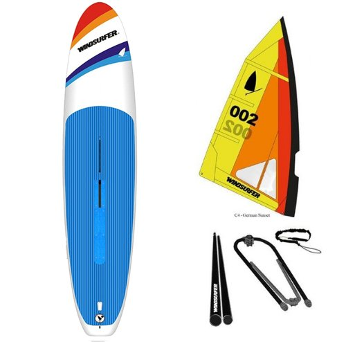 Windsurfer LT Freestyle w/Windsurfer Sail and Rig Package