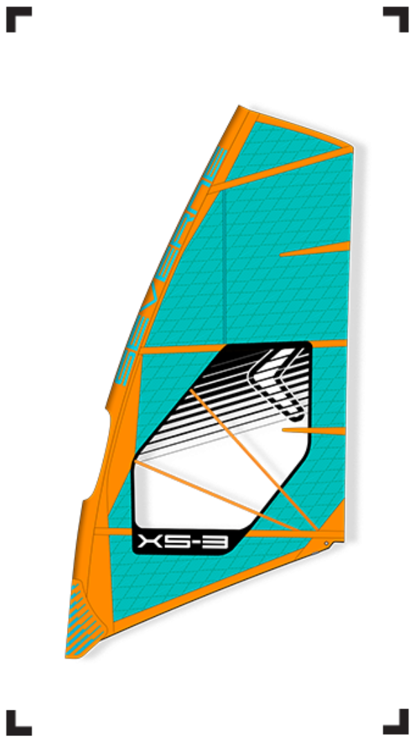 Severne XS-3 Kids Rig Package