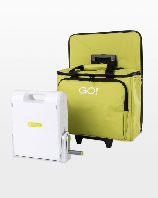 Accuquilt Go! Tote & Die Bag - Green 55251