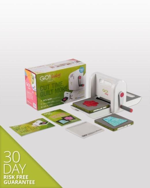 Accuquilt Go! Baby Fabric Cutter Starter Set #55600