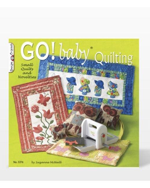 Accuquilt Go! baby Quilting book