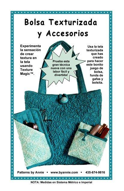Bolsa Texturizada y Accesorios