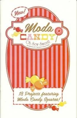 Candy Oh So Sweet - Pattern Book 18 projects