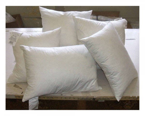 Pillow Form 16 x 20- 100% Polyester