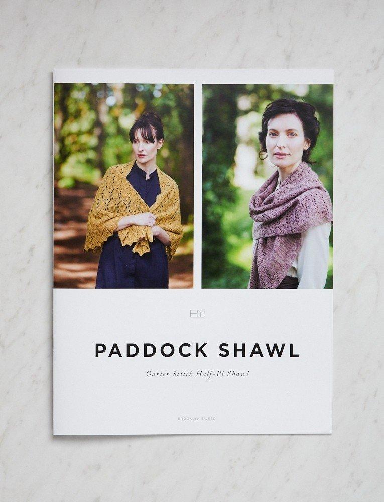 Paddock Shawl
