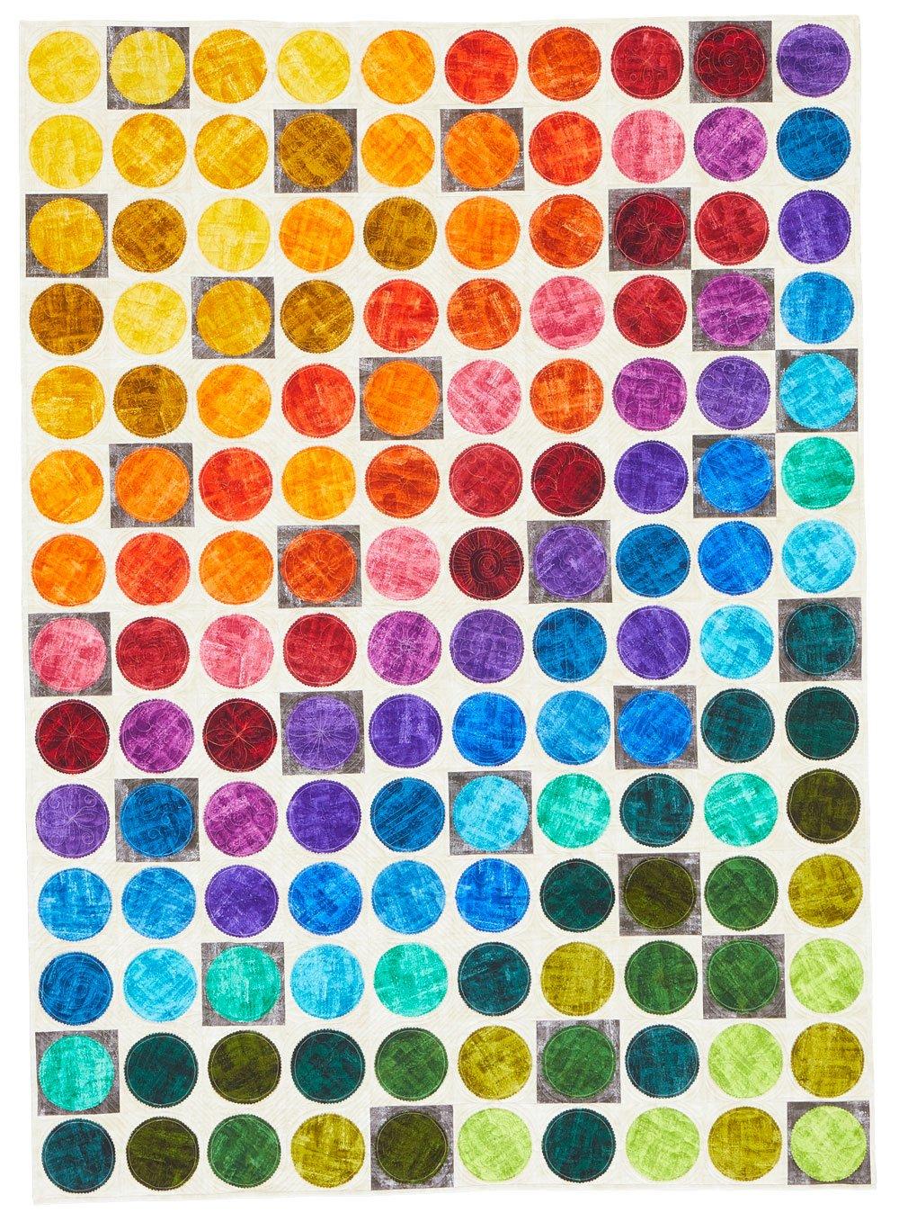 Paint Palette Quilt Kit