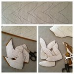 Wool Applique Preparation