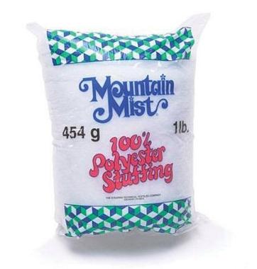 FiberLoft Fiberfill 16oz Bag Mountain Mist