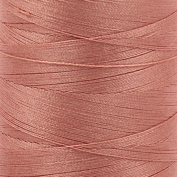 Cotton Mako: Solid 50 wt - 1422 yds Peach 2215