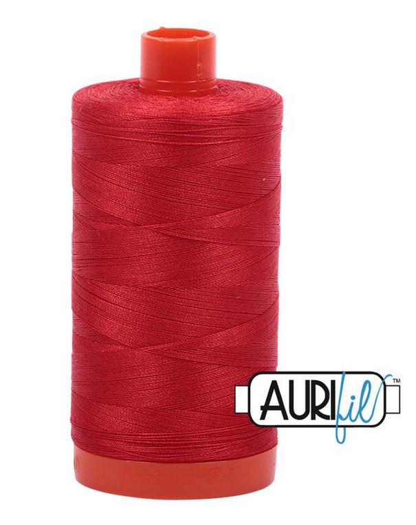 Cotton Mako: Solid 50 wt - 1422 yds Paprika