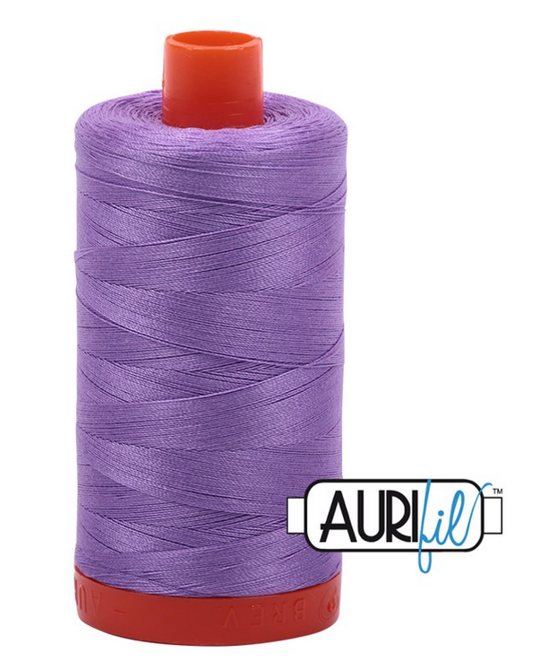 Cotton Mako: Solid 50 wt - 1422 yds Light Orchid 2520
