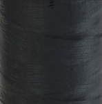Aurifil Cotton Mako: 50 wt - 220 yds Black-2629