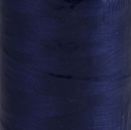 Aurifil Cotton Mako: 50 wt - 220 yds Dark Navy-2784