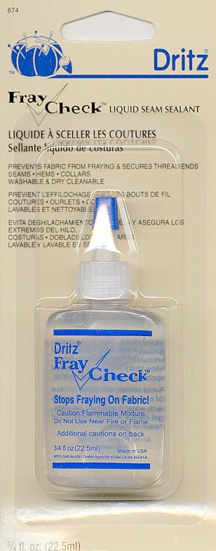 Fray Check Liquid Seam Sealant