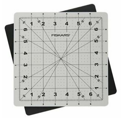 8 inch x 8 inch Rotating Mat