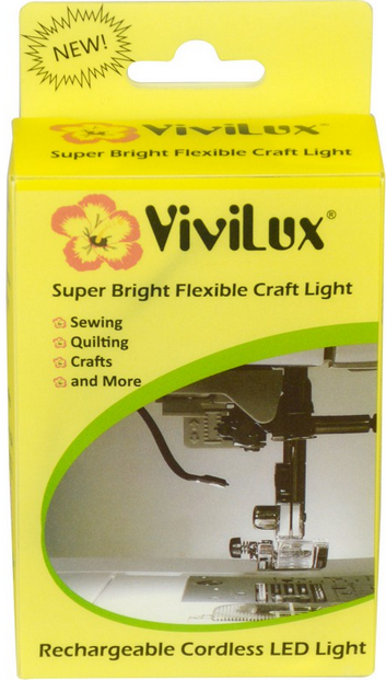 ViviLux LED Light with adhesive strip