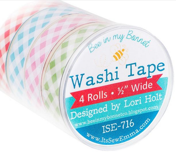 Gingham Washi Tape