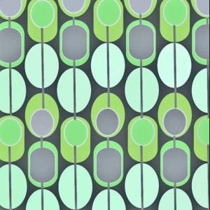 Modern Flourish Green