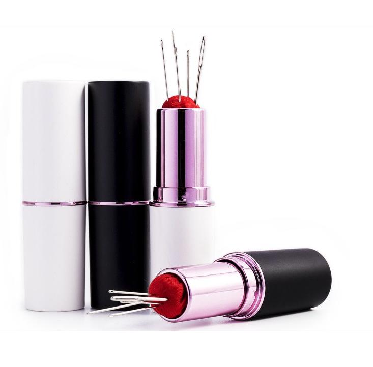 Lipstick Needle & Pin Case