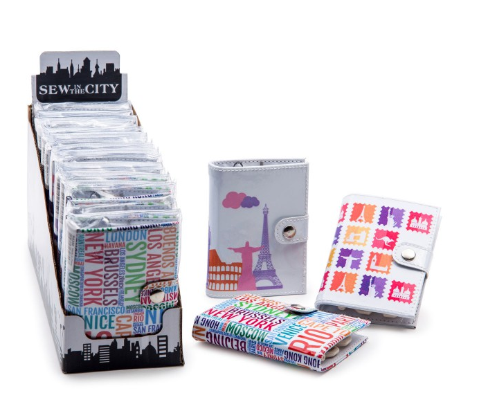 Sew in the City Sewing Kit Assortment