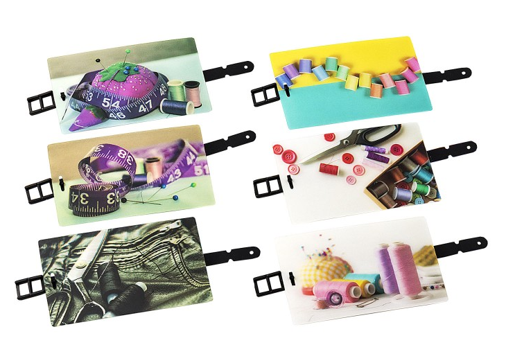 3D Luggage Tag Various