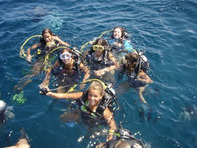 Scuba Camp Learn to Dive