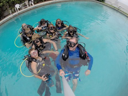 Learn to Dive at The Scuba Club
